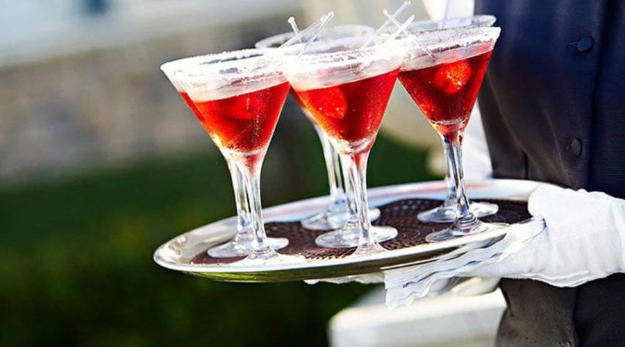 Personnalisez votre cérémonie : Le cocktail d'accueil !