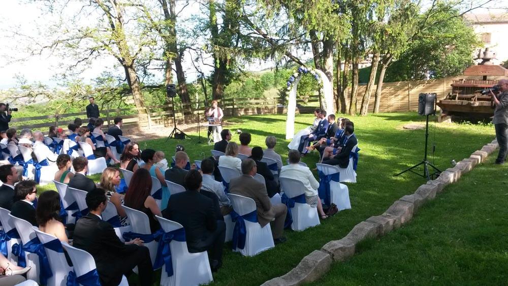 Officiant mariage Alexandra MORIN