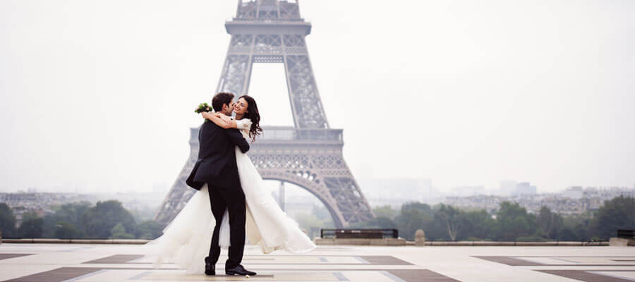 Secular or Non-denominational wedding ceremony france