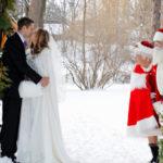 ceremonie mariage noel