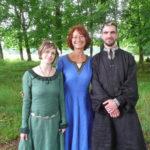 mariage celtique broceliande