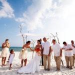 mariage ete plage