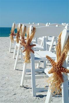 Decoration Allee etoile de mer