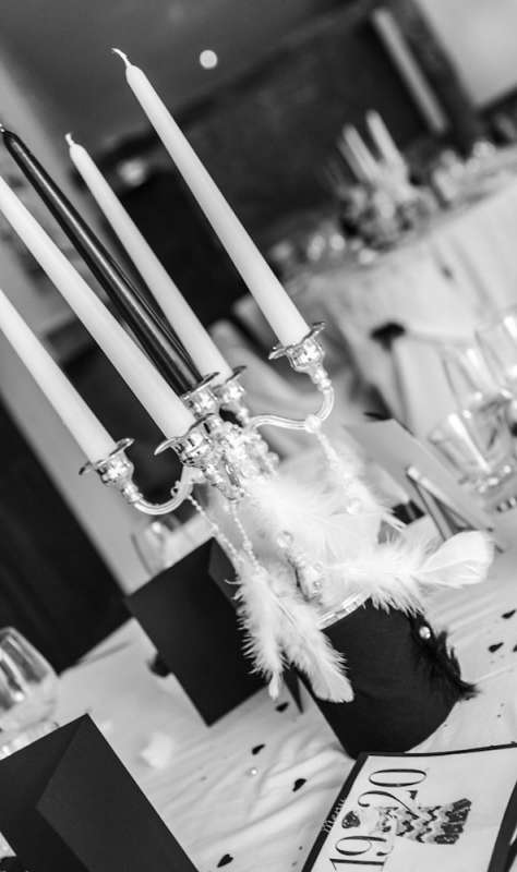 Decoration ceremonie annee folles 20 7