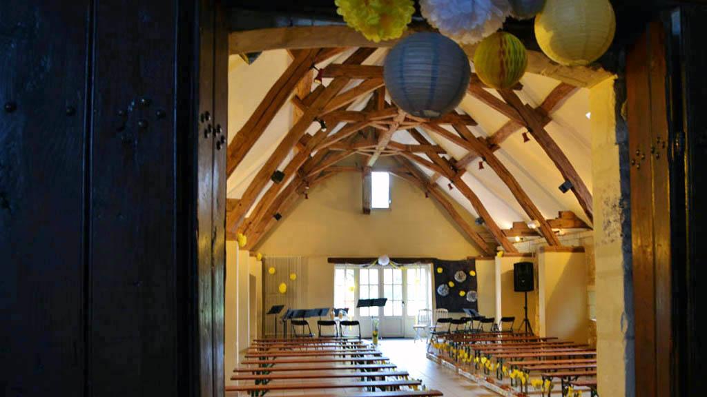 Decoration ceremonie laique Partage Evenement 66 1
