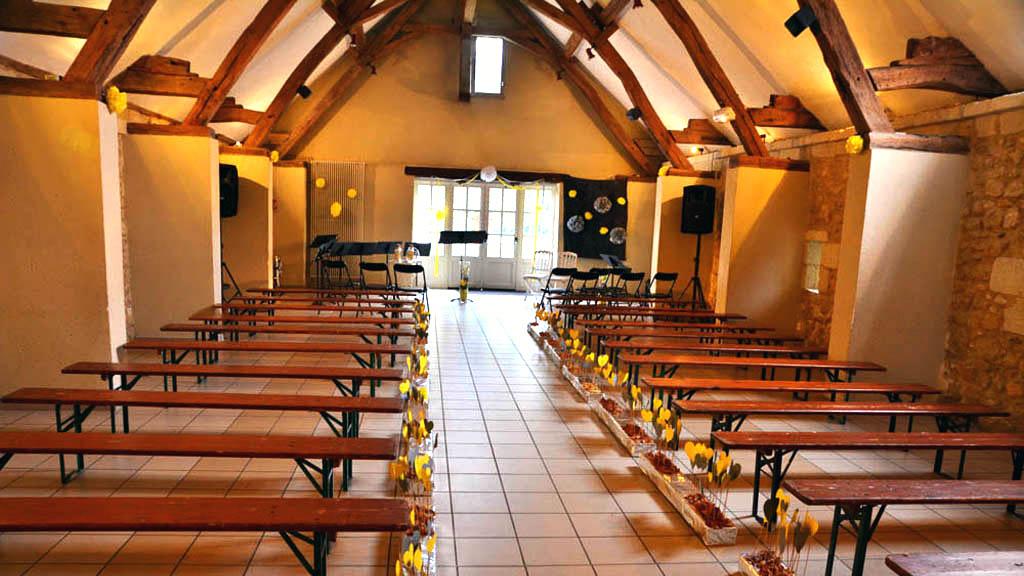 Decoration ceremonie laique Partage Evenement 66 11