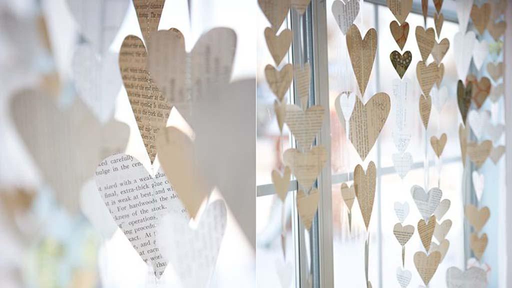 Decoration ceremonie papier 1 1