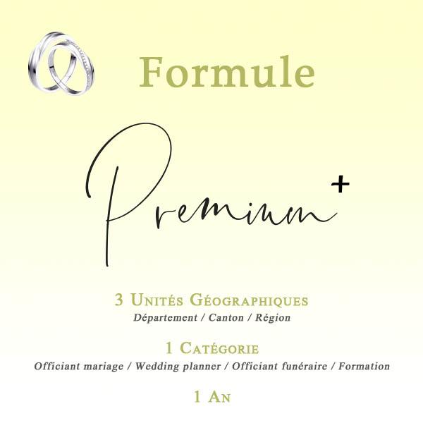 FORMULES Premium 1