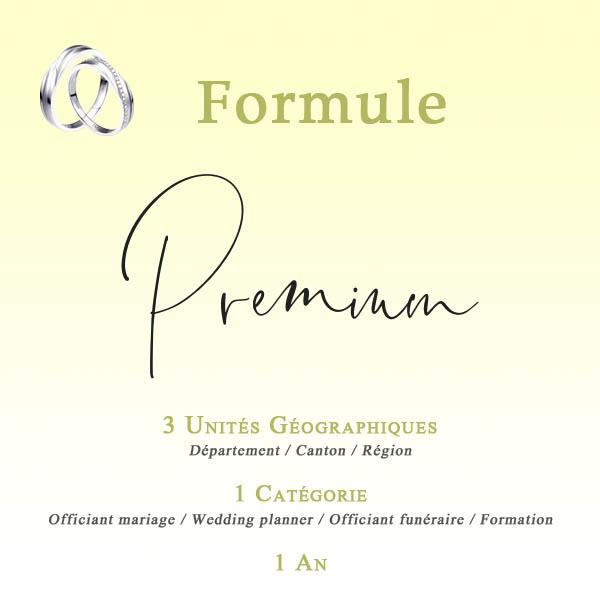 FORMULES Premium