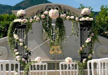 IDEE Ceremonie arche